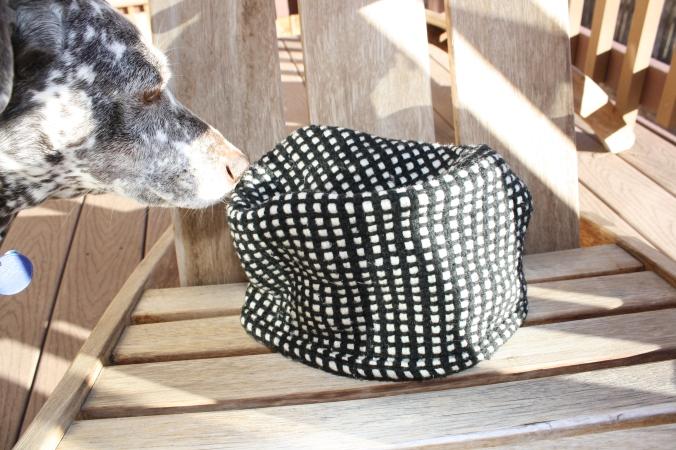 Wool hat 004