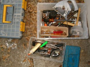 Scrivener = toolbox in garage containing many mystery tools.