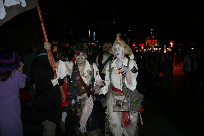 Zombie Crawl Denver 2009
