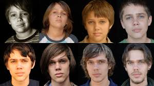Ellar Coltrane as Mason Evans, Jr.