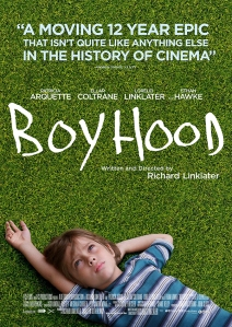 boyhood movie poster 3