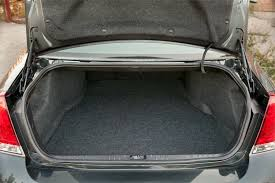 chevy impala trunk
