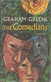 Comedians-Graham-Greene
