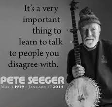 Pete Seeger quotation