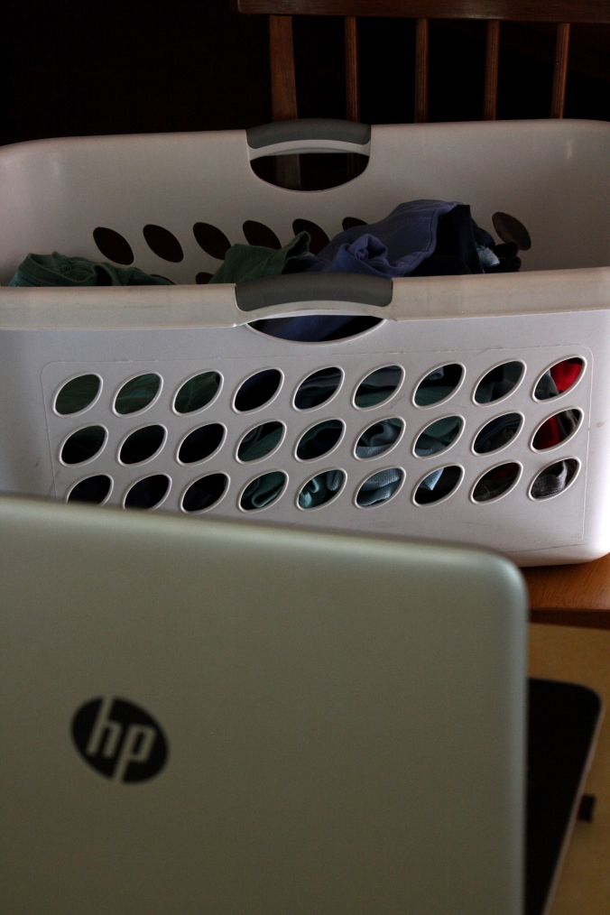 Disclosure: The product placement was inadvertent and I received zero compensation from HP.