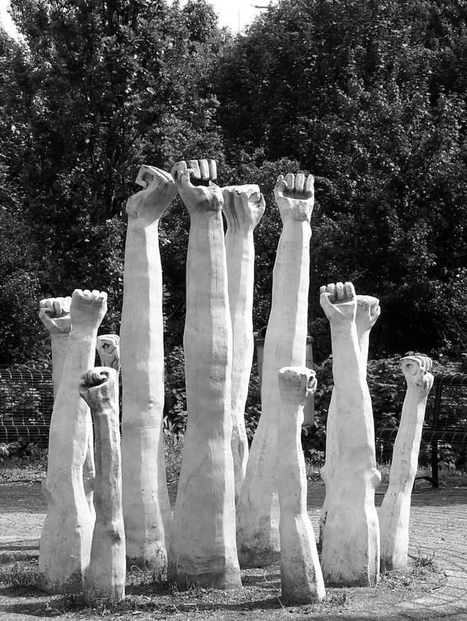 Image found on Morguefile.com without any identifying info so if you're fortunate enough to happen upon this sculpture, please let me know where it is.